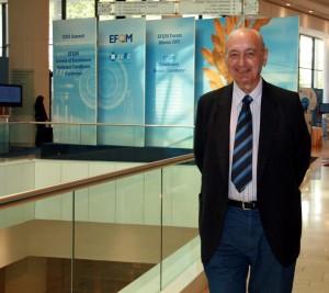 Txomin Bereciartua, fundador de la Fundación Novia Salcedo. Premio Gazte Role Model 2014